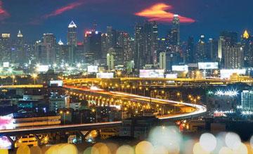 Bangkok Downtown (Ratchadaphisek)