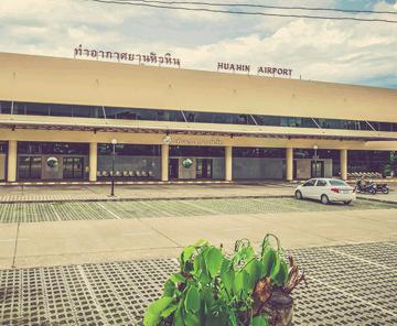 Flughafen Hua Hin