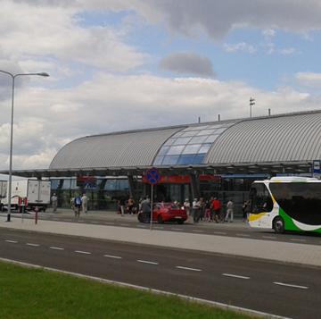 Modlin airport