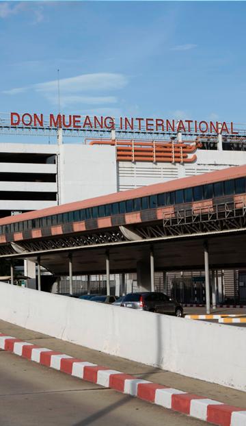 Flughafen Don Muang