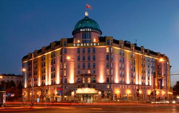 Warsaw Sobieski hotel