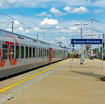 Wschodnia train station