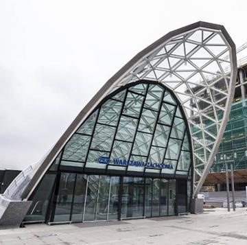 Zachodnia train station